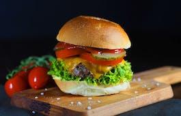 Catering Menü Hausgemachte Burger I Fritten