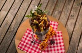 Catering Menü Burger&Boxenstopp Foodtruck 2h