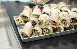 Catering Menü Wrap Fingerfood Menü