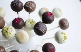 Catering Menü Fruchtige Cake Pop Variation
