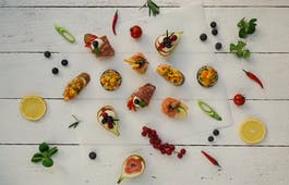 Catering Menü Fingerfood Mix