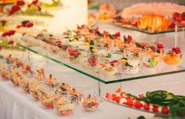 Catering Menü Buffet Italiano