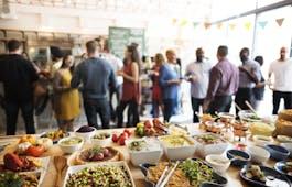 Catering Menü Vital & Regional All Day