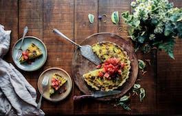 Catering Menü Brokkoli Quiche