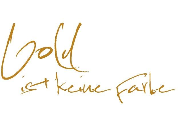 Gold ist keine Farbe