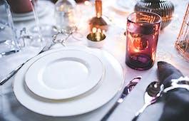 Catering Menü Gesetztes Sommer Dinner