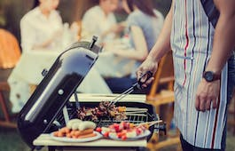 Catering Menü Grillparty Buffet
