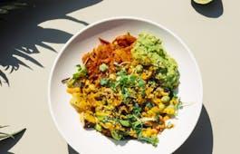 Catering Menü Poke Bowl Menü Vegan/Chicken