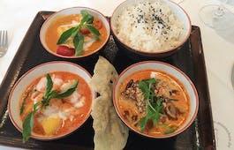 Catering Menü Geang Gai