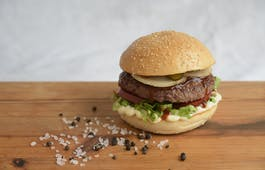 Catering Menü Phil's BBQ Burger Menü
