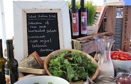 Catering Menü Vital & Regional Lunch Klein