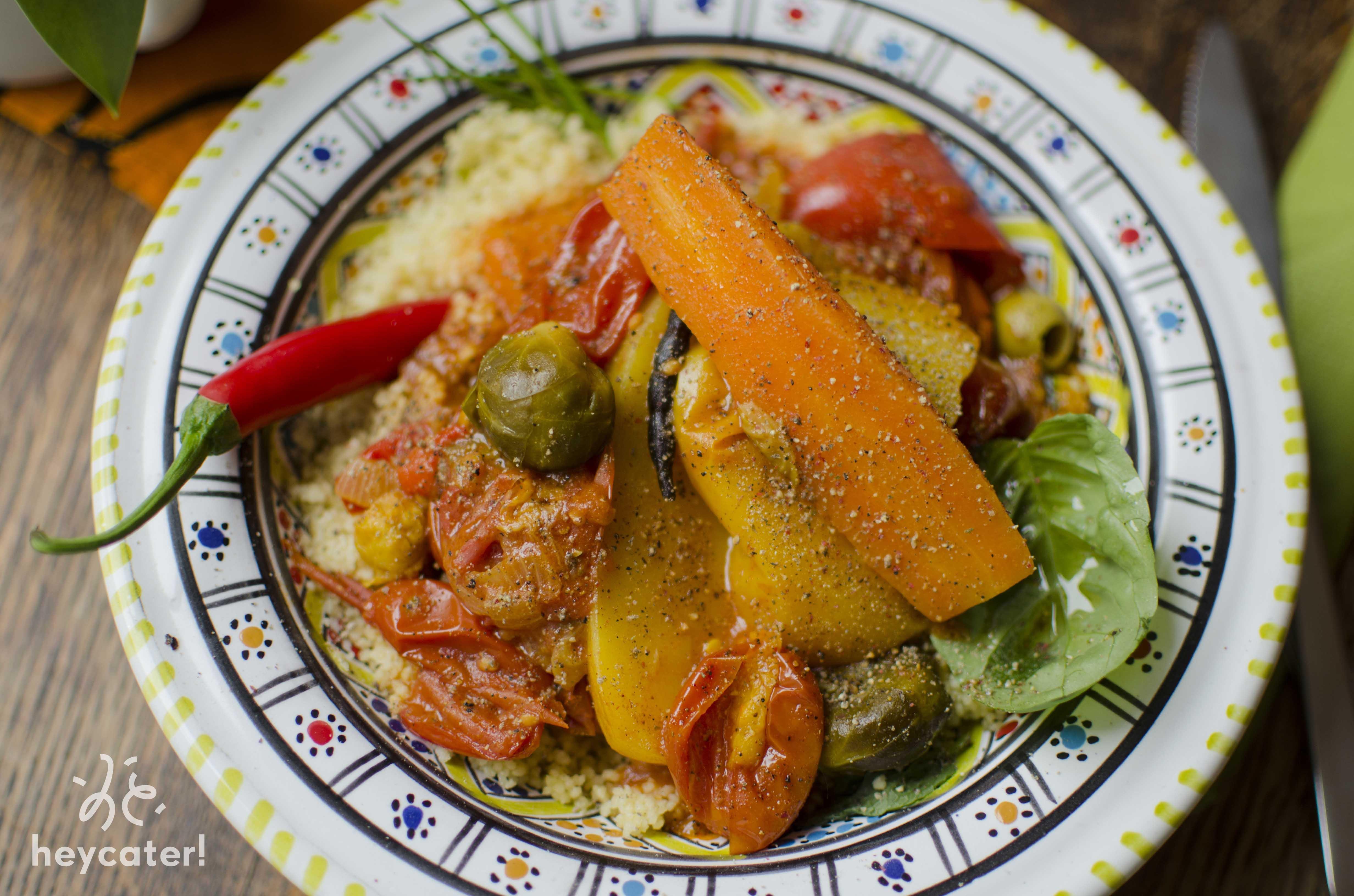 Catering Menü Orientalische Combo