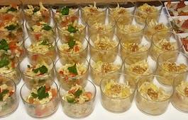 Catering Menü Fingerfood Paket Basic