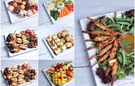 Catering Menü Fingerfood Mediterran