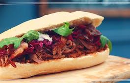 Catering Menü Flotte Sandwich/Wrap