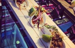 Catering Menü Burritos & Tacos