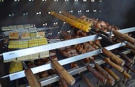 Catering Menü Brasilianisches BBQ 4