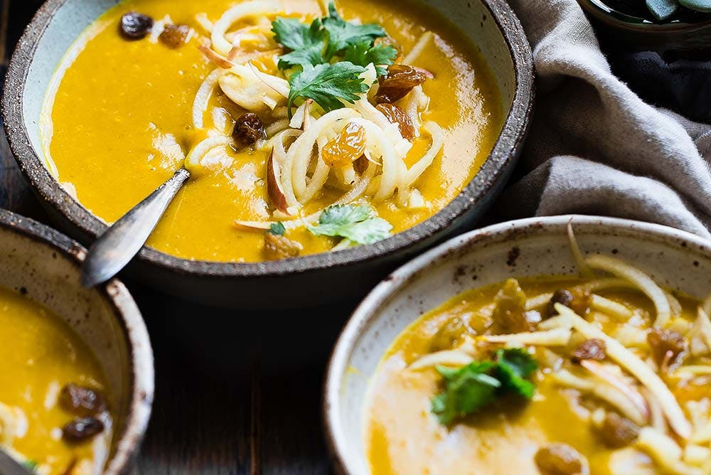 Catering Menü Suppe Satt!