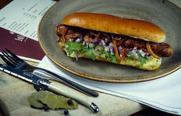 Catering Menü Hot Dog & Pommes