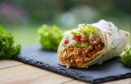 Catering Menü Burrito Menü