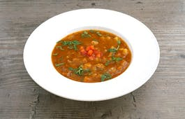 Catering Menü Leichtes Suppen Menü