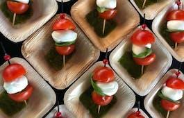 Catering Menü Antipasti Variationen