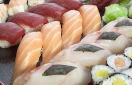 Catering Menü Edo Sushi Platte