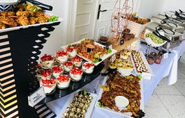 Catering Menü Lunch Buffet Piccolo