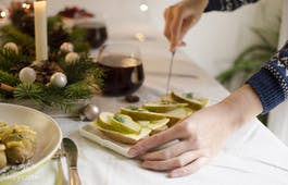 Catering Menü Weihnachts-Menü Balthasar
