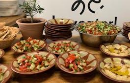 Catering Menü Syrisches Buffet