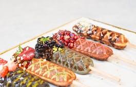 Catering Menü HotChoc & Waffel