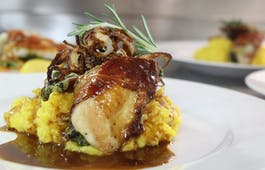 Catering Menü Premium International 3-Gänge