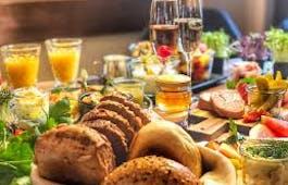 Catering Menü Frühstück Start in den Tag