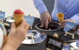 Catering Menü Mobiler Eisstand
