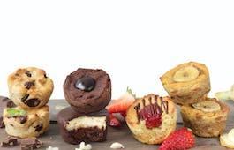Catering Menü Mini Muffin Set (Vegan)