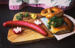 Catering Menü Allgäuer Teller