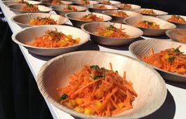 Catering Menü Vegane Fingerfood Variation