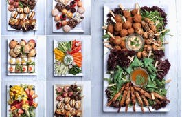Catering Menü Business Lunch Amerika