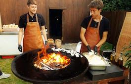 Catering Menü flamm.bar #1