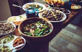 Catering Menü Healthy Fingerfood