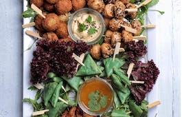 Catering Menü Fingerfood Oriental
