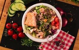 Catering Menü Bauern Bowls Foodtruck 2h