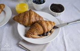 Catering Menü Internationales Frühstück
