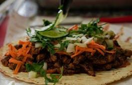Catering Menü Vegan Wrap & Sandwich Menü