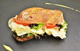 Catering Menü Sandwich und Chilli