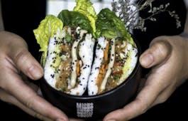 Catering Menü Mini Mibap Menü