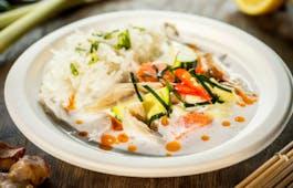 Catering Menü Thai Spezialitäten
