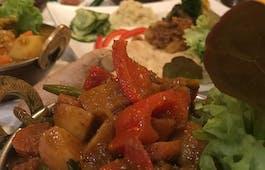 Catering Menü Veggie-Kombo-South