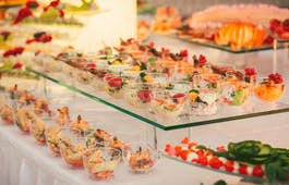 Catering Menü Buffet 1001 Nacht