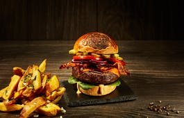 Catering Menü Kreative Burger